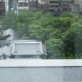 京都オークラから見た景色